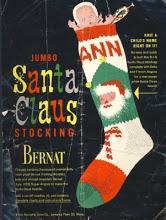 Bernat Stocking Pattern