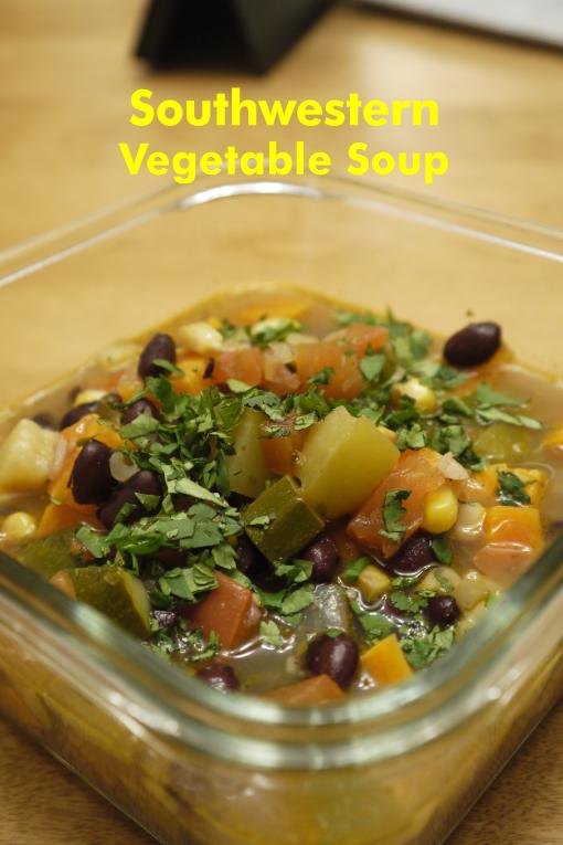 Southwestern-Vegetable-Soup