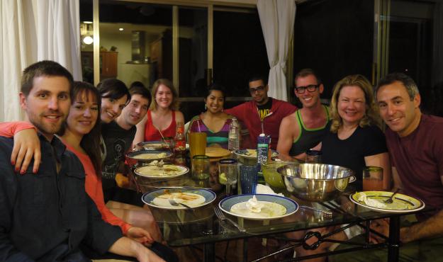 Dinner-Family-Style