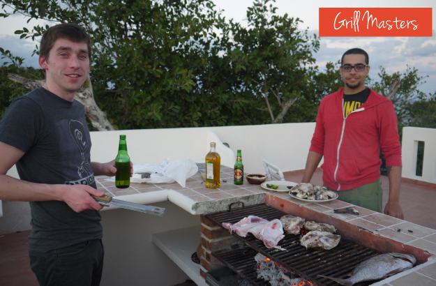 Dinner-Grill-Masters