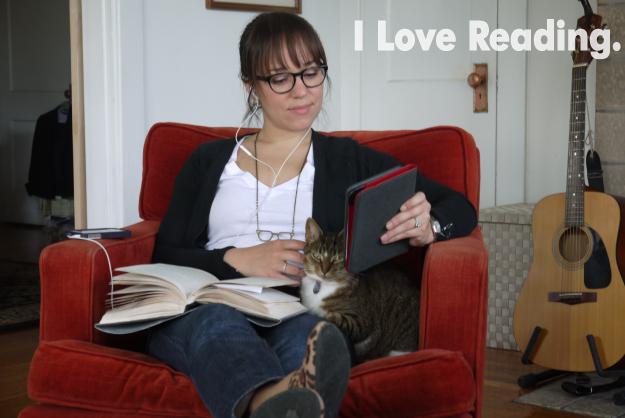 I-love-reading