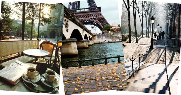 Paris-Scenes