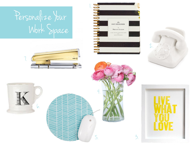Personalize-Your-Work-Space
