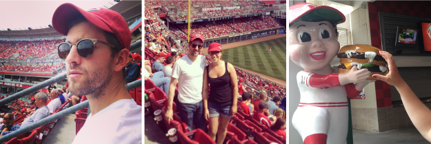 Reds-Game