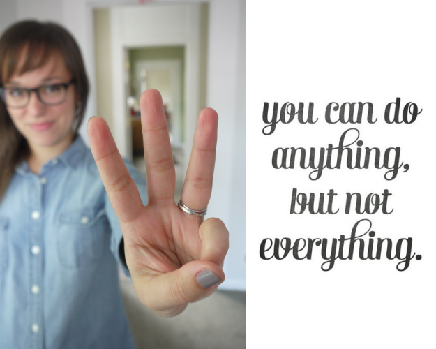 Anything-but-not-Everything