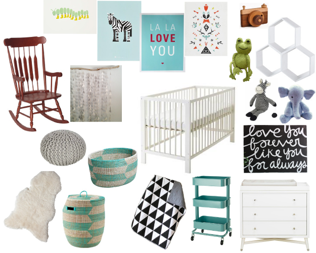 Nursery-Inspiration-Board